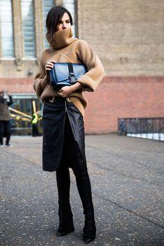 Οι πιο στιλάτοι τρόποι για να φορέσεις το πουλόβερ σου! - JoyTV