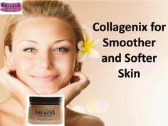 Collagenix cream contains sufficient natural moisturizing agent that restores…