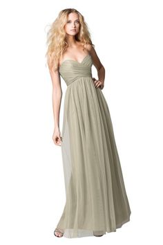 Wtoo 337 Bridesmaid Dress | Weddington Way in CINNAMON color