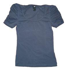 Grey T-shirt Short Sleeve | H&M