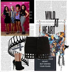 """little mix style"" by alatexas on Polyvore"