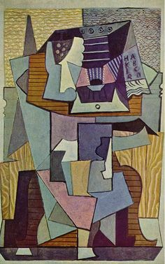 The table - Pablo Picasso