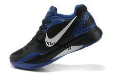 new arrival 45b29 85686 Hyperdunk 2011 Low Black Varsity Royal Metallic Silver 454138 006 Cheap  Sneakers, Casual Sneakers,