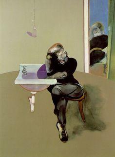 "Francis Bacon (1909-1992) | ""Self Portrait"" | 1973"