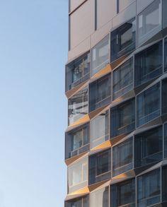 Leuchtende Ringe bei Paris - Dominique Perrault renoviert Hochhäuser