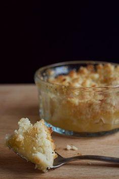 Recette : Crumble aux pommes sans gluten, sans lait et sans oeuf (sans GLO) !