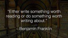 Quote Benjamin Franklin Benjamin Franklin, Self Awareness, Book Nerd, Inspire Me, Something To Do, Qoutes, Coaching, Novels, Inspirational Quotes