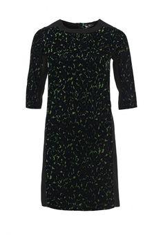 Платье Sinequanone женское. Цвет: черный. Сезон: Осень-зима 2013/2014. С бесплатной доставкой и примеркой на Lamoda. http://j.mp/WNlkMc