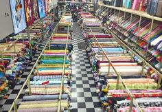 Overseas Fabrics - The largest fabric store of it's kind in Western Canada. Easter Vintage, Small Study, Western Canada, Goals And Objectives, Knit Pillow, Family Planning, Healthy People 2020 Goals, Shop Front Design, Kids Nutrition