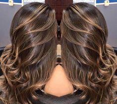 Nice color Daily Hairstyles, Winter Hairstyles, Biolage Hair, Layered Hair, Long Layered, Hair Reference, Long Bob, Balayage Hair, Hair Dos