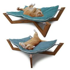 Hammock bed for pets