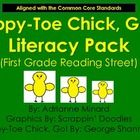 Tippy-Toe Chick, Go! Literacy Pack for First Grade Reading Street #EasyNip