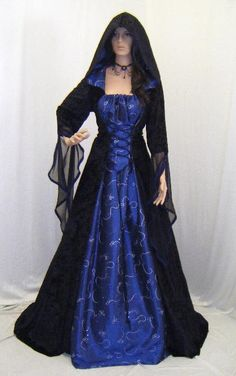 medieval gothic renaissance Vampire Halloween by camelotcostumes, $254.00