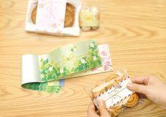 包んで女子力アップ! 美濃和紙のラッピングアイテム〈のしノート〉新発売2016.1