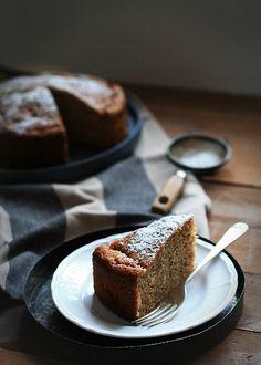 The Gluten Free Scallywag Lactose Free Banana Cake by The Gluten Free Scallywag, via Flickr  #recipe #cakes #baking #cooking