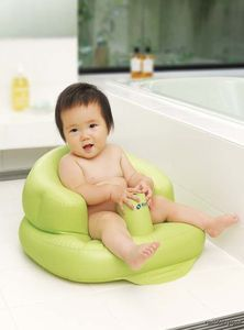 Tuby Baby Bath Seat Ring Chair Tub Seats Babies Safety Bathing ...