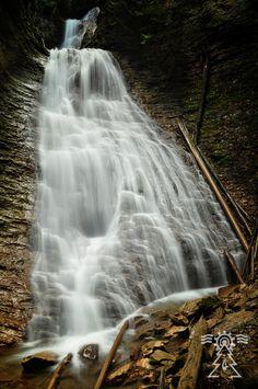 Margaret Falls  Salmon Arm, BC