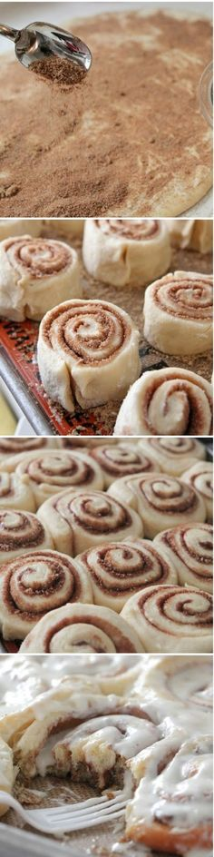 Healthy Recipes and Cooking Tips: Perfect Cinnamon Rolls