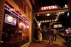 crystal ballroom porrland | McMenamins Crystal Ballroom, Portland.