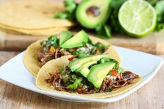 Beef Carnitas (Slow Cooker)