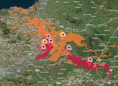 areas of north somerset flood risk - Google Search