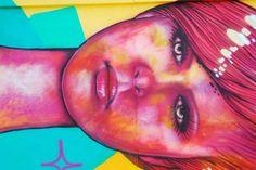 Panmela Castro - A grafiteira brasileira de destaque internacional