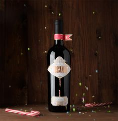 Live Free and Think Wild with Regal Packaging for PUROSANGUE Christmas Wine — The Dieline | Packaging & Branding Design & Innovation News