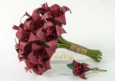 Bouquet Origami Lírios                                                       …
