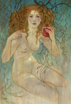 Eve - Rebecca Guay