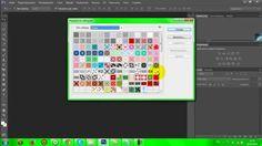 Как загрузить кисти и другие наборы в программу Фотошоп