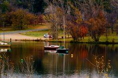 https://flic.kr/p/Gr9dra | Burlay Griffin lake - Canberra