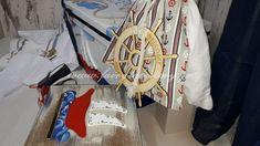 Ξύλινο , χειροποίητο ευχολόγιο βάπτισης με καράβι!  Βρείτε μας στο 2465022450 και στο www.fairytalestory.gr