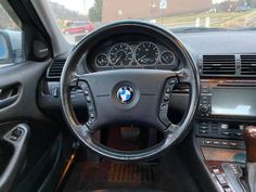 This 2003 BMW 3 Series is in stock and for sale in Murrysville, PA. View photos and learn more about this 2003 BMW 3 Series on Edmunds. Sun Roof, Bmw 3 Series, Bucket Seats, Alarm System, Alloy Wheel, Automatic Transmission, Driving Test, Cars For Sale, 4x4