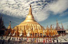 Travel Myanmar: 7 Wonders of Myanmar I
