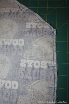 Make your own tula slipcover