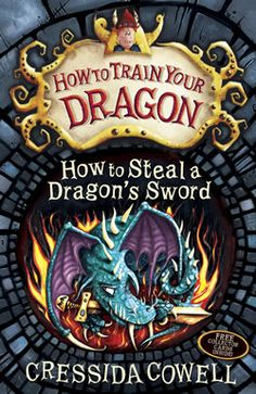 Cressida Cowell | How to Steal a Dragons Sword | Nine