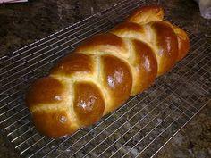 Brioche Braid #bakeyourownbread