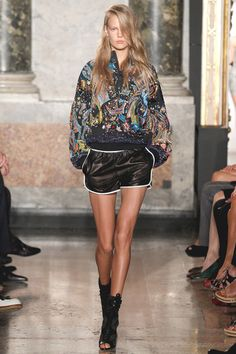SS 2014 TRENDS - SPORTS NIGHT - EMILIO PUCCI
