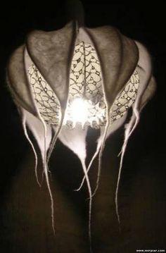 светильники своими руками