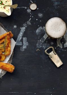 Baked Zucchini Fries by Nina Gabelica