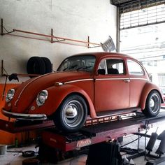 Gonna build one of these for my girls! Volkswagen Beetle, Beetle Bug, Vw Beetles, Vw Bugs, Custom Vw Bug, Vw Vintage, Best Classic Cars, Modified Cars, Super Cars