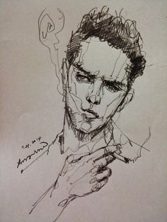 Drawing by Saera