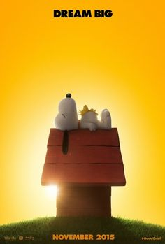 The Peanuts Movie - 2015.12.23 Charlie Brown: You've got to help me, Linus! I'm not sure I can handle being partners with the Little Red-Haired Girl! How will I support her? I can't afford a mortgage! What if I'm put into escrow? Linus: Charlie Brown, you're the only person I know who can turn a book report into a lifelong commitment.