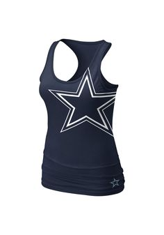 Dallas Cowboys Nike Women's Navy Big Logo Tri-Blend Tank http://www.rallyhouse.com/shop/dallas-cowboys-dallas-cowboys-nike-womens-navy-big-logo-triblend-tank-41023341?utm_source=pinterest&utm_medium=social&utm_campaign=Pinterest-DallasCowboys $30.00