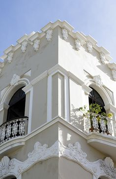 SAN JUAN, PUERTO RICO | - Spanish Colonial Architecture ~ San Juan, Puerto Rico