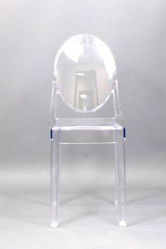 Amazon.com - Ghost Chair