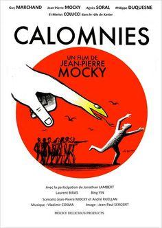 Calomnies, de Jean-Pierre Mocky (2014) #affiche