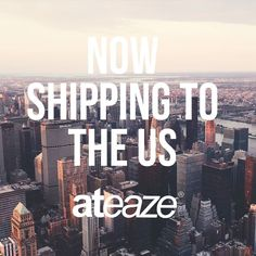 Because of popular demand we now ship to the US. For US-based fans of Ateaze shipping is a flat $25 per order. Now you have more choices and opportunities to have products from your favourite brands brought straight to your doorstep. Shop now and enjoy the same great quality brands and enjoy huge discounts when you buy online at www.ateaze.com. (link in our bio)