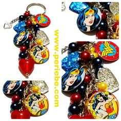 wonder-woman-charm-key-chain