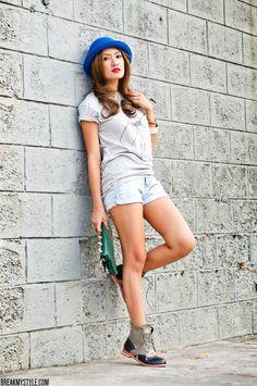 Laureen Uy's Street Style :)